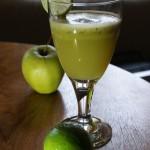 Sok Jabłkowy Z Limonką i Kolendrą