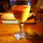 Sok z Pomarańczy i Pieczonej Dyni