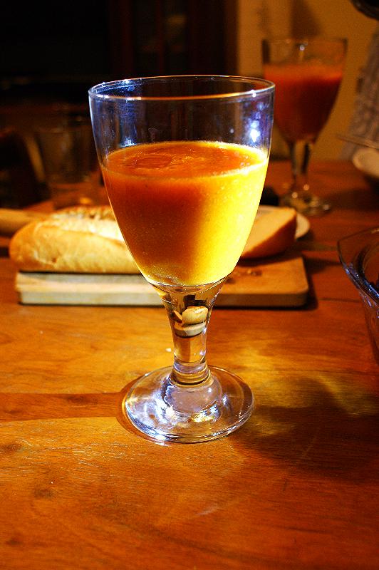 Sok dynia i pomarańcza