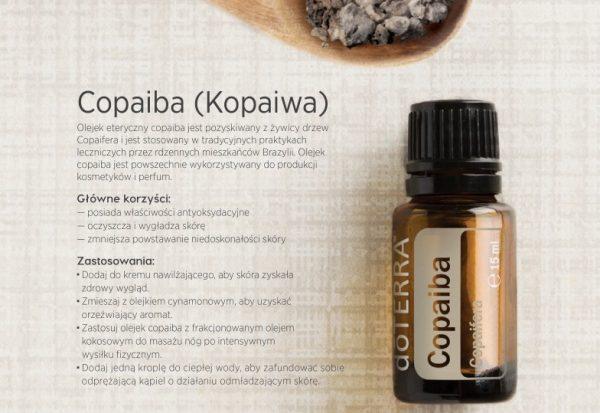 olejeketeryczny doterra Copaiba