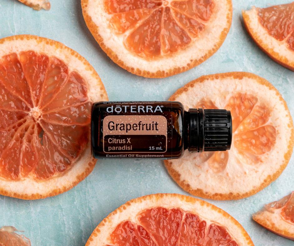 Olejek dōTERRA   Grapenfruit   Olejek Grejpfrutowy – 15 ml