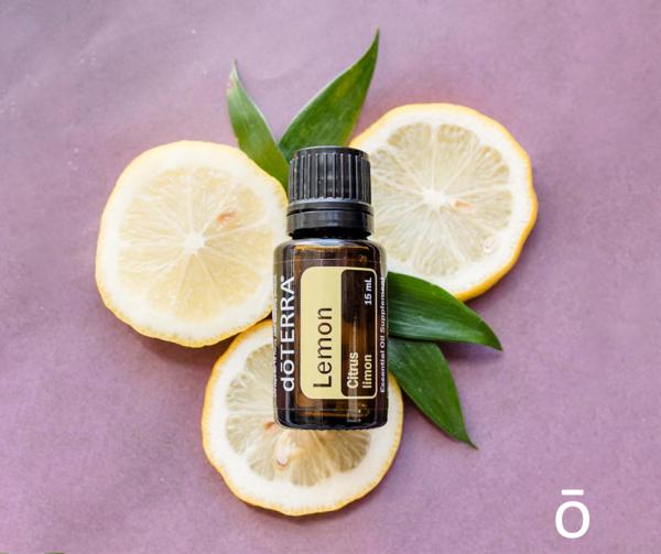 Olejek dōTERRA | Lemon | Olejek Cytrynowy – 15 ml