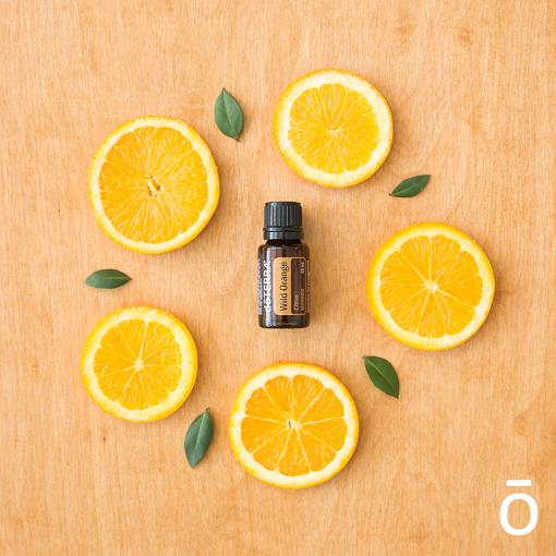 Olejek dōTERRA | Wild Orange | Dzika Pomarańcza – 15 ml