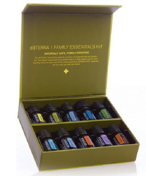 Zestaw olejki dōTERRA | Family Essentials Kit | Zestaw Family Essentials Kit